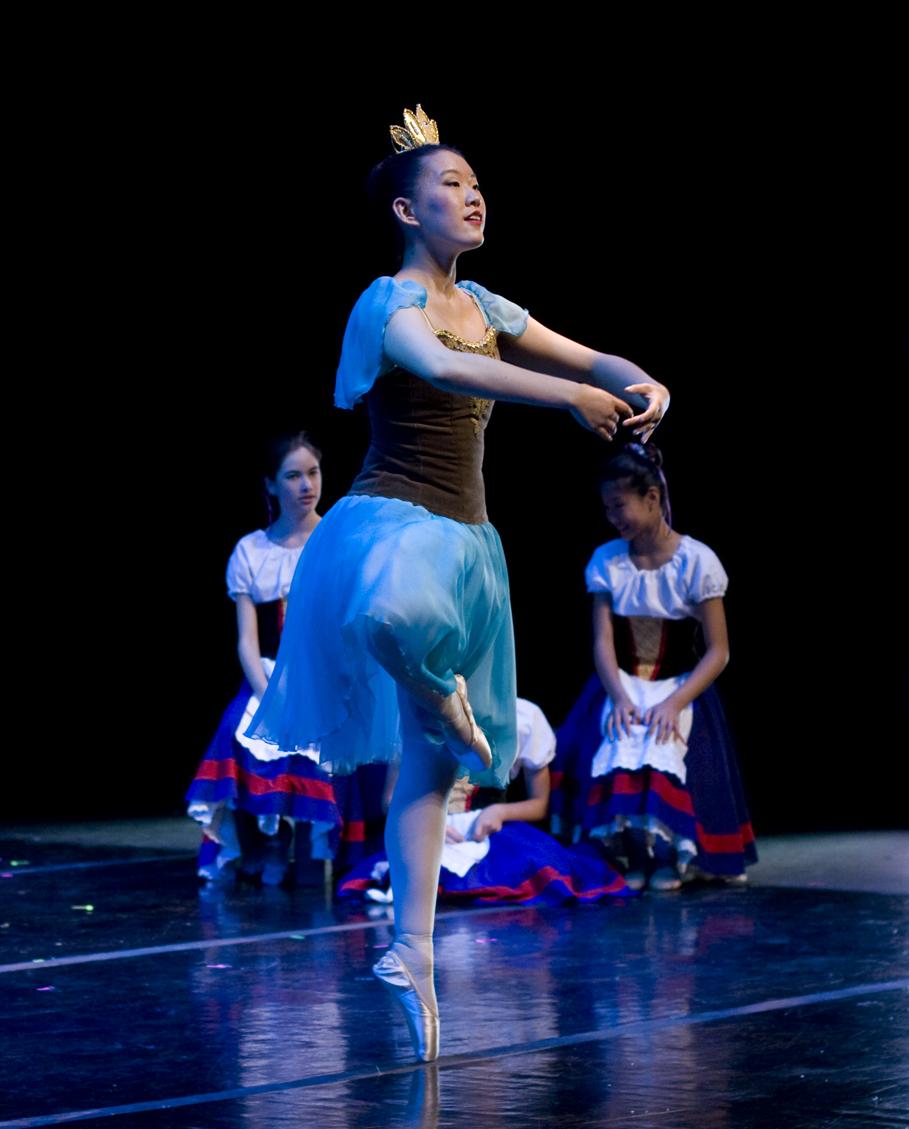 Lilian C., Scripps Performing Arts Academy Alum
