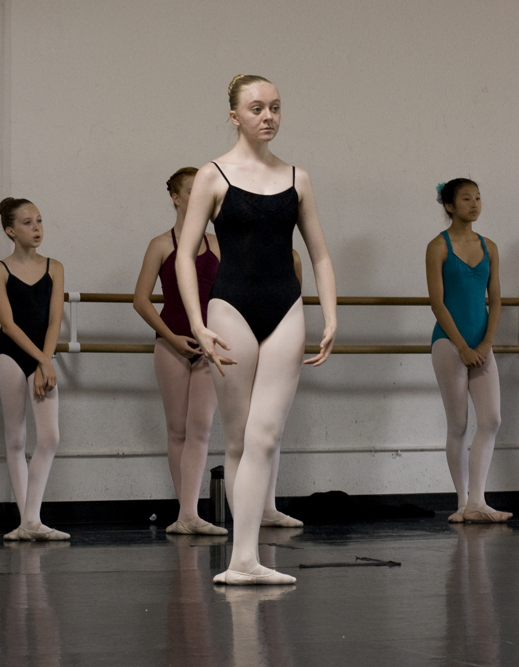 Rachel D., Scripps Performing Arts Academy Alum