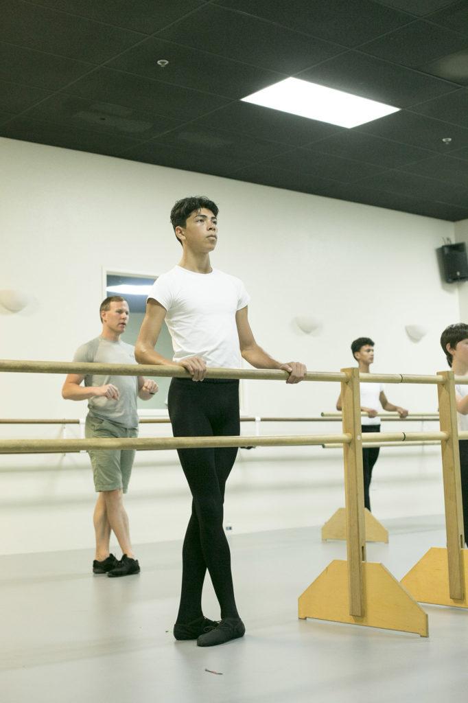 Young Men's Ballet Summer Intensive