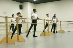 Young Men's/All-Boys Ballet Summer Intensive
